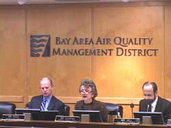 Bay Area Air Quality Management District Board