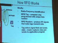slide presentation: How RFID works